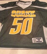 L/Xl Authentic Warrior Quake Lacrosse Jersey