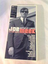 Joe Meek - The RGM Legacy Portrait of a Genius - 4 CD & Booklet Boxset