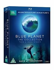 Blue Planet: The Collection [Blu-ray Complete Series Set TV David Attenborough]