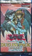 Yu-Gi-Oh Duelist Pack JADEN YUKI 2 1st Edition Booster Pack! Rare! 5DS