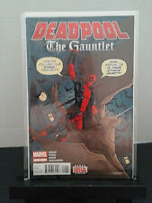 Deadpool The Gauntlet Exclusive Promo Giveaway Comic Frank Cho One Shot Variant