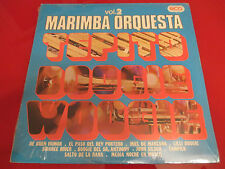 "Latin MARIMBA ORQUESTA TEPITO ""Boogie Woogie"" ORIGINAL LP Venezuela SEALED 1982"