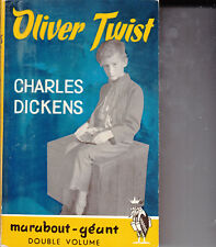 Collection Marabout géant 16 Oliver Twist   Charles Dickens