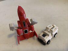 Vintage Lot Of 2 Tamara Transformers Toys