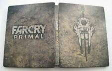 Far Cry Primal- STEELBOOK ONLY! (No game!)  PS4 Brand New