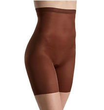 SPANX Women's Skinny Britches High-Waisted Mid-Thigh Short Naked 3.0 Medium