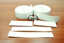 White Road Bike Gel Handlebar Tape Bicycle Bar Wrap