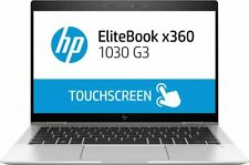 "HP EliteBook x360 1030 G3 13.3"" FHD Touch Intel i7-8650U 8GB 512GB Windows10PRO"