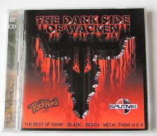 THE BEST OF DARK:BLACK DEATH METAL FROM W.O.A - ....CD
