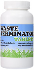 Doggie Dooley Waste Terminator Tablets Brand New Bottle 36 Tablets Free Shipping