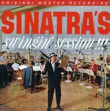 Sinatra's Swingin' Session!!! And More [Digipak] by Frank Sinatra (CD,...