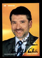 Hans Jakob Niehues Autogrammkarte Original Signiert # BC 89183