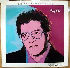 DI CAPRI PEPPINO COLLECTION AUGURI ALLERIA REGINELLA LP MINT 1988 ITALY