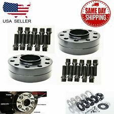 ALLOY WHEEL SPACERS 20mm HUB CENTRIC M14X1.5 R14 BOLTS PORSCHE BOXSTER 986 987