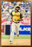 ELOY JIMENEZ Signed Chicago White Sox 8x12 PHOTO Futures Game Autograph Cubs