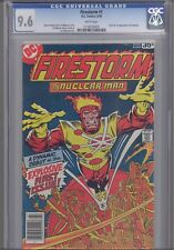 Firestorm #1 CGC 9.6 1978  DC Origin and First App. Comic: Make an Offer!