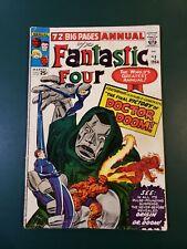 Fantastic Four Annual # 2 Origin of Dr. Doom