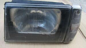 Lancia Delta / Prisma Front Headlight Left Side Carello 16447714 & 661 LHD Used