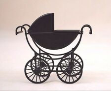 Baby Buggy / Carriage / Pram T8432 miniature dollhouse 1/12 scale