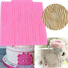 Novelty 1Pcs Pink Lace Vein Silicone Fondant Cake Mould Decorative Baking Mold