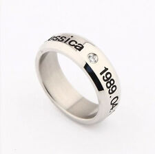 SNSD girls Generation Jessica STAINLESS STEEL RING NEW FREE SHIPPING