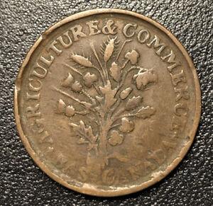 Canada Colonial Token