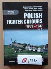 Polish Fighter Colours 1939–1947 vol.2 - ENGLISH! -MMPBooks