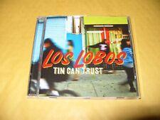Lobos (Los) - Tin Can Trust (2010) cd 11 Tracks Ex Condition
