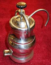 Macchina da caffè, vecchia, cromato, 1940-50, ben Italia