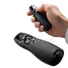 USB Wireless 2.4GHz PowerPoint PPT Presenter Remote Control Laser Pointer Pen