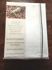 SUPER KING SIZE *PERCALE FEEL* DUVET COVER SET EGYPTIAN COTTON 900 THREAD COUNT