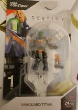 Mega Construx Destiny Vanguard Titan #FMJ98 24 Pcs New in Box