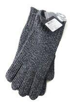 Club Monaco by Ralph Lauren Gray Kensington Mens Cashmere Gloves - New