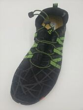 Saguraro Men's Water/Athletic Shoes Black/Green Size 10
