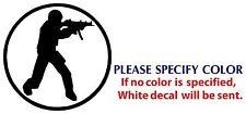 "Counter Strike #1 Graphic Die Cut decal sticker Car Truck Boat  window 6"""