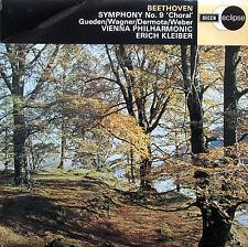 ECS 501 Beethoven Symphony 9 Choral Erich Kleiber Decca Eclipse NM/VG