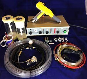 ITW Gema™ PGC Powder Coating Unit, Nordson,Wagner