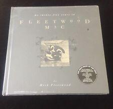 SEALED MY TWENTY FIVE YEARS IN FLEETWOOD MAC BY MICK FLEETWOOD CD HYPE STICKER