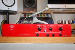 S.V.A Germanium and Transformer Coupled Classic Spring Reverb ( Grampian 636 )