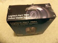 Logitech Alert 750n Master System IP Network Color Security Surveillance Camera