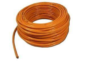 (1,36€/1m) Schlauchleitung H07BQ-F 3 x 1,5 mm² 25 Meter ---Orange---