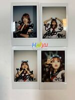 Yubin (of Pink Fantasy ) - HAND AUTOGRAPHED(SIGNED) POLAROID.
