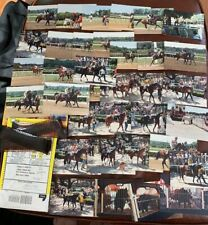 1988 PREP BELMONT STAKES COLLECTION 34 ORIGINAL PHOTOS + NEGS + HORSE RACING 🐎