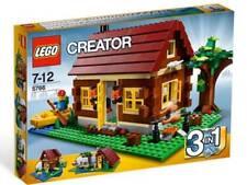 LEGO Creator Log Cabin 3 in 1 (5766), Brand new, unopened
