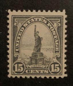 TDStamps: US Stamps Scott#566 Mint NH OG