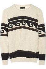 BNWT ISABEL MARANT 'samuel oversized knitted sweater' alpaca wool jumper knit