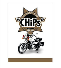 Chips The Complete Series - 6 Disc Set (2017 Region 1 DVD New)