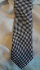 ELEVENTY SKINNY Tie Silk Hand Made in Italy