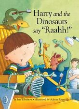 """Harry and the Dinosaurs Say """"Raahh!""""-ExLibrary"""