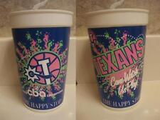 Wichita Falls Texans Cup 1991 Cba Champions Plastic Stadium Texas Basketball Sga